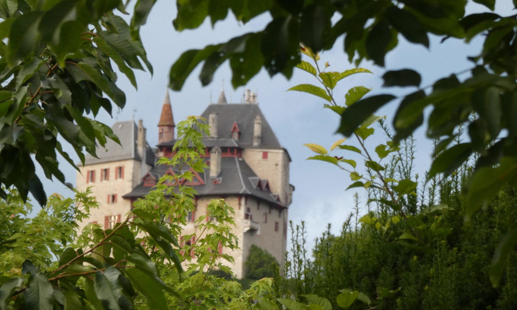 Le Potager du Château de Menthon