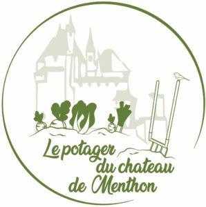 Logo du potager du Chateau de Menthon